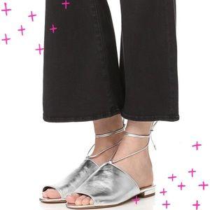 EUC Sam Edelman Tai lace up sandals size 7.5